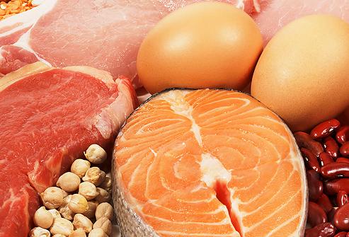 dieta cu proteine